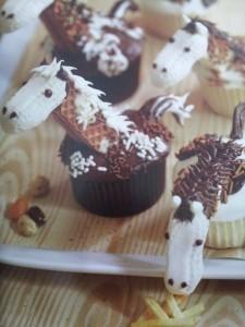 Cavalo Hello Cupcake