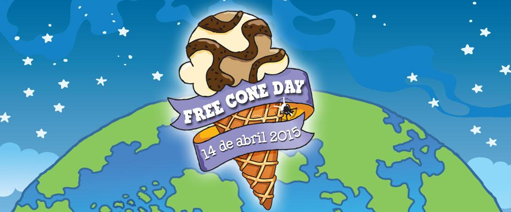 Free Cone Day no Brasil