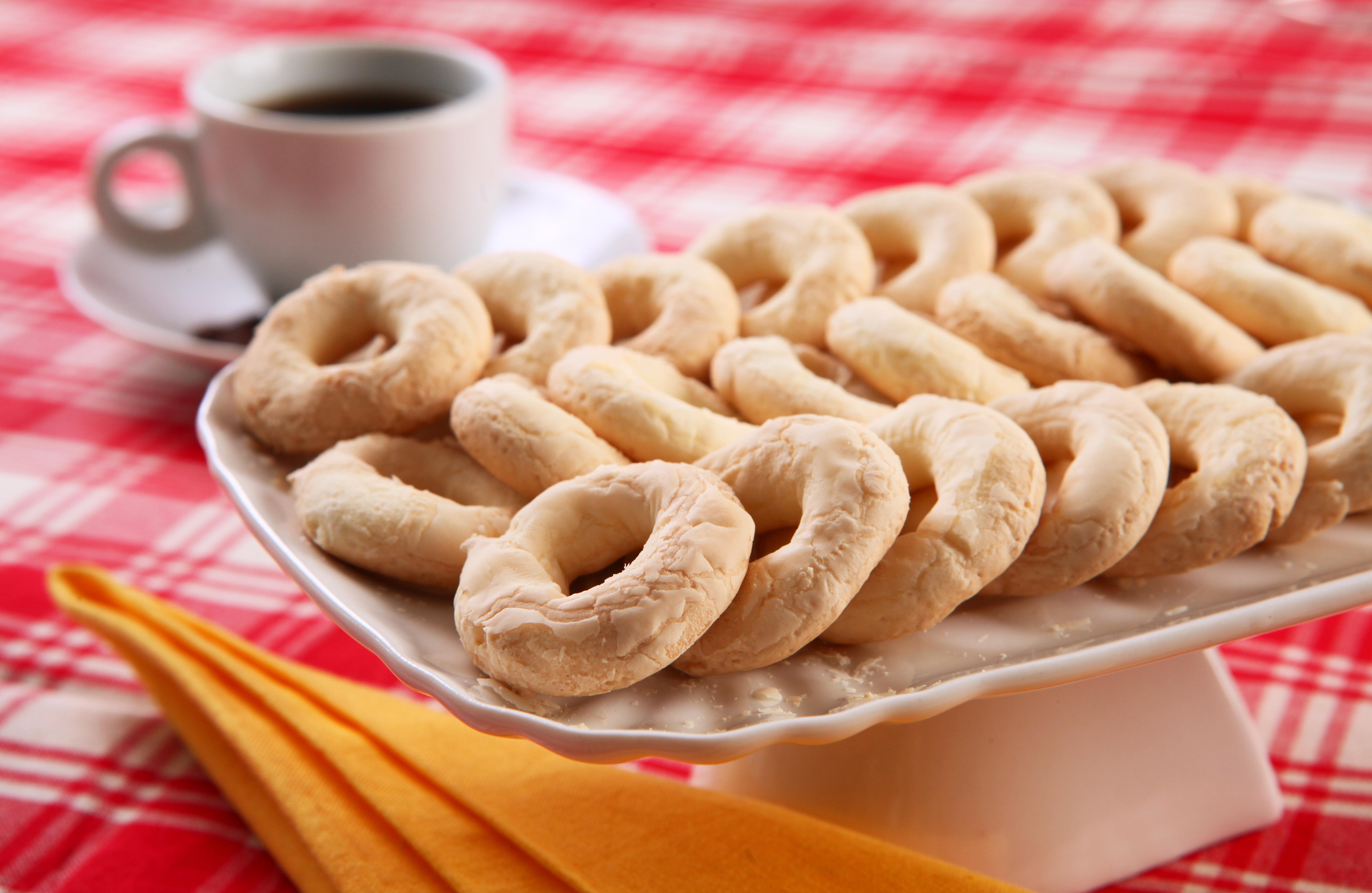 BISCOITINHOS DE COCO com amido de milho maizena
