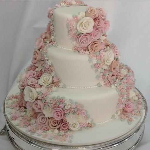 10 bolos de casamento para se inspirar
