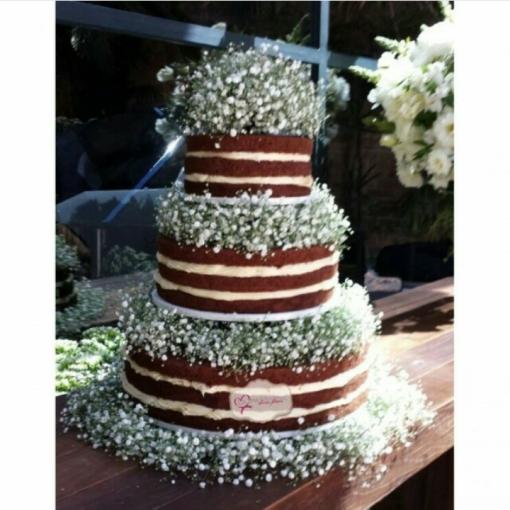 bolo de casamento la passione