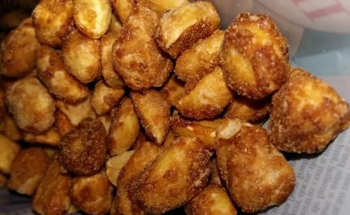 amendoim caramelizado santa helena doce tradição