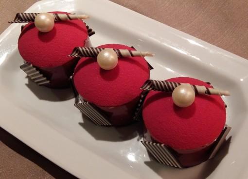 Dobla – decoração com chocolate belga